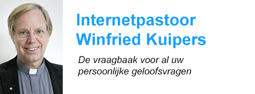 Internetpastoor Winfried Kuipers